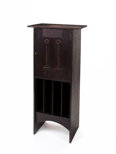 Harvey Ellis, 'Music Cabinet', 1903