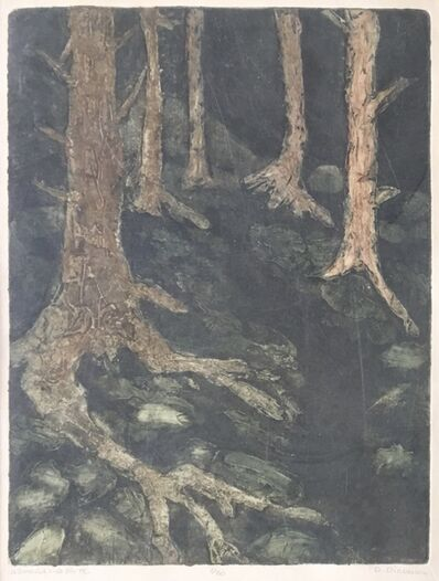 Doris Dickason, 'Woodland Path', Late 20th c.