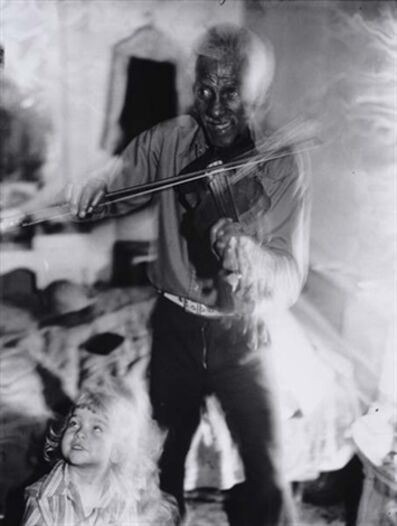 Bill Burke, 'Fiddlin' Bill Livers', 1976