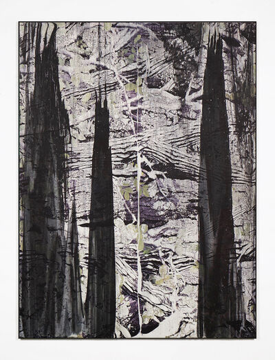 Michael Staniak, 'Nature-camo painting 015', 2019