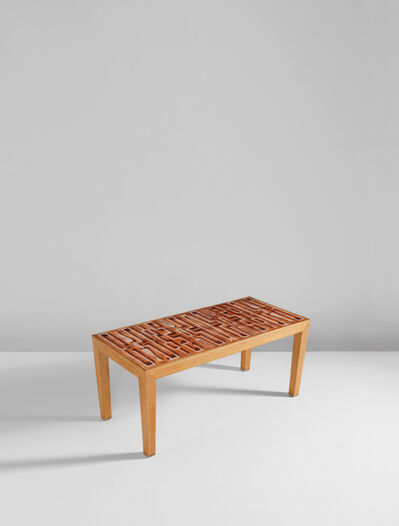 Gio Ponti and Paolo De Poli, 'Coffee table', circa 1953