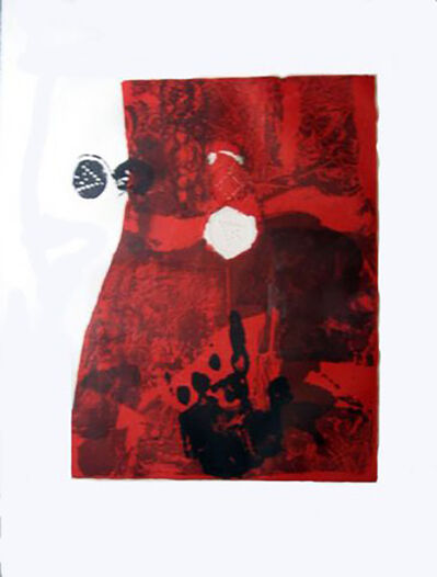 Antoni Clavé, 'Trobadors I', 1970