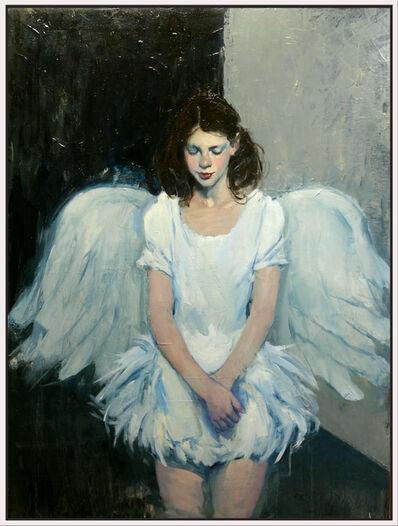 Malcolm T. Liepke, 'She's an Angel', 2018