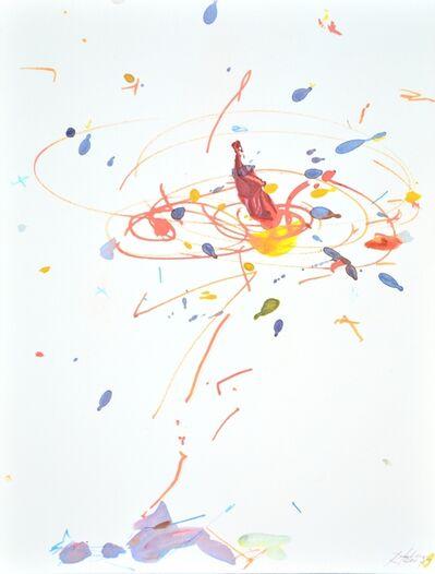 Rebecca Horn, 'Die Reise des Sufis', 2000-2010