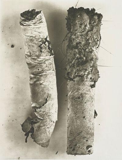 Irving Penn, 'Cigarette 17', 1972