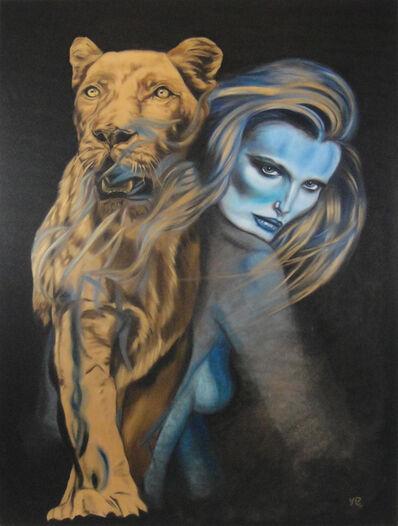 Valentina Andrees-Reschetizka, 'Die Löwinnen (The lionesses)', 2017