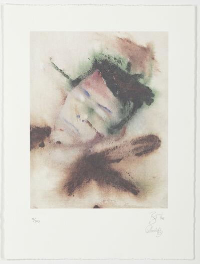 David Bowie, 'Head of DB / Self-portrait', 1995