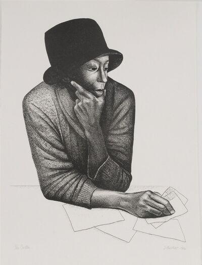 Elizabeth Catlett, 'Cartas', 1986