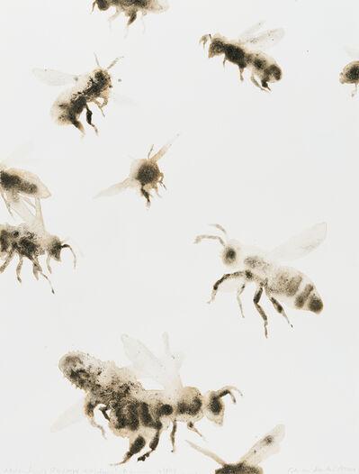 Alexis Rockman, 'Italian Honey Bees (Apis mellifera)', 2014