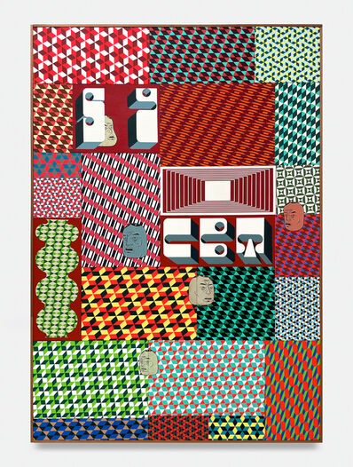 Barry McGee, 'Untitled', 2021