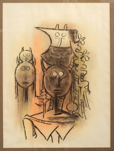 Wifredo Lam, 'Untitled', 1970