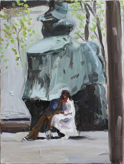 Anna Bjerger, 'Monolith', 2015
