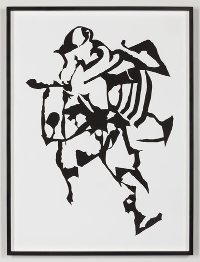 Carlos Amorales, 'Letra X', 2013