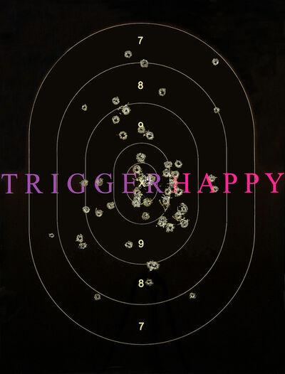 Ellwood T. Risk, 'Trigger Happy', 2016