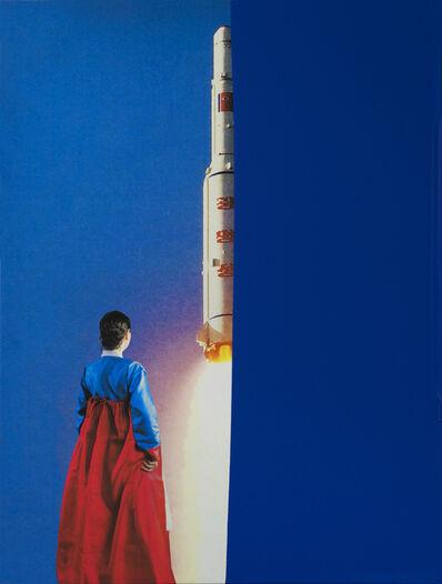 Mina Cheon, 'Missiles Good Bye', 2017