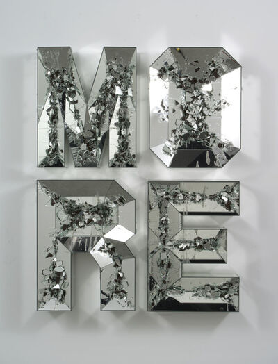 Doug Aitken, 'MORE (shattered pour)', 2013
