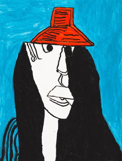 Thomas Pringle, 'Cartoon Lady', 2010