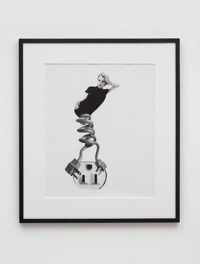 Lynn Hershman Leeson, 'Plugged', 1987