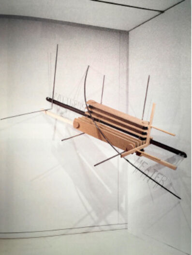 Ângela Ferreira, 'Fetiche Filosófico', 2018