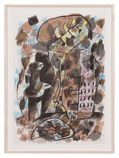 Markus Lüpertz, 'Untitled', 1979