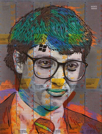 Vicente Aguado, 'Bill Gates', 2019