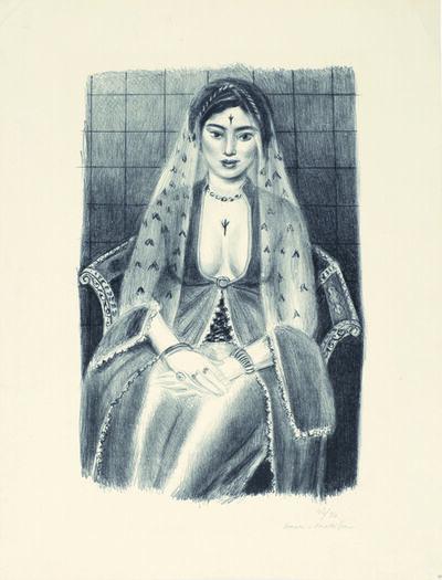 Henri Matisse, 'La Persane', 1929
