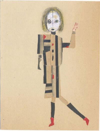 Mari Garcia, 'Avant-Garde Girl', 2014