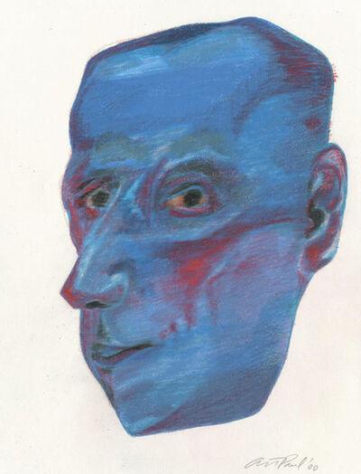 Art Paul, 'Head Study 73', 2000