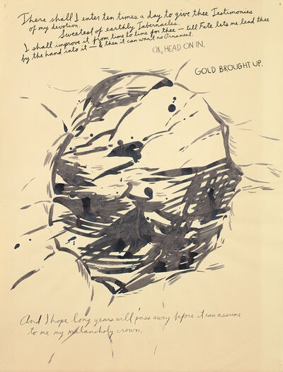 Raymond Pettibon, 'Untitled', 1991