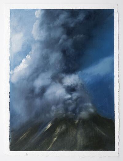 Karen Marston, 'Volcano Study 3', 2014