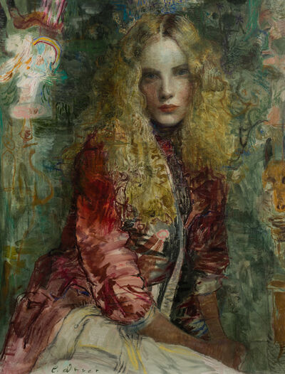 Charles Dwyer, 'The Red Robe'