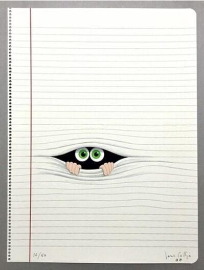 Javier Calleja, 'BETWEEN THE LINES', 2016