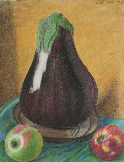 Joseph Stella, 'Eggplant', 1944