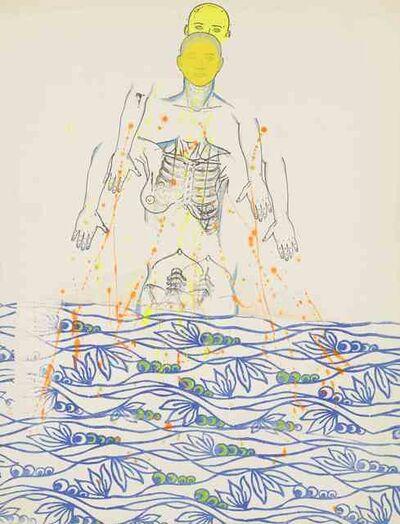 Kiki Kogelnik, 'Untitled (Robots)', 1966