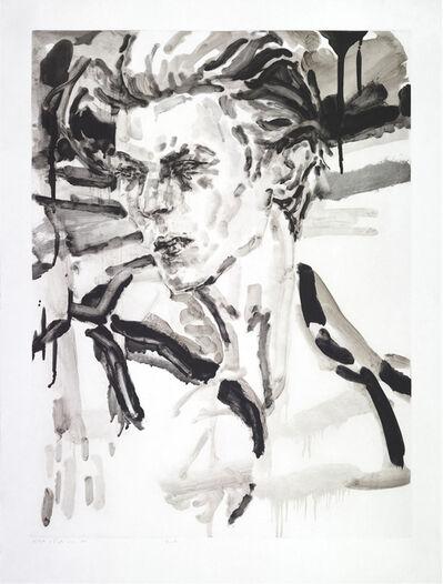 Elizabeth Peyton, 'David', 2017