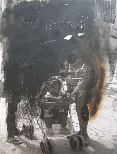 Juan Roberto Diago Jr, 'No Importa', 2004