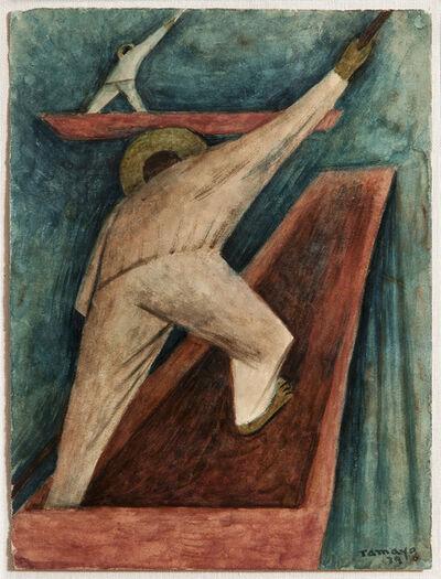 Rufino Tamayo, 'Boatman', 1939