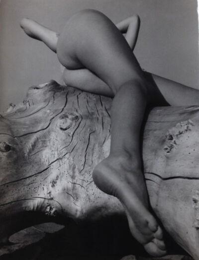 Lucien Clergue, 'Nu de la plage, Camargue', 1972