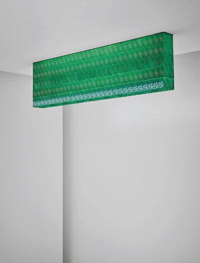 Ingo Maurer, 'Unique ceiling light, designed for a private commission, London', 1997-1998