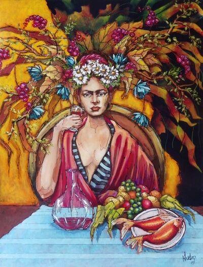 Jean Jacques Hudon, 'Waiting for Rivera'