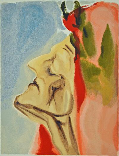 Salvador Dalí, 'Dante's New Doubt, Paradiso canto 7, The Divine Comedy', 1960