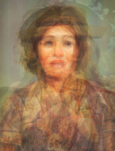 Doug Keyes, 'Cindy Sherman', 2014