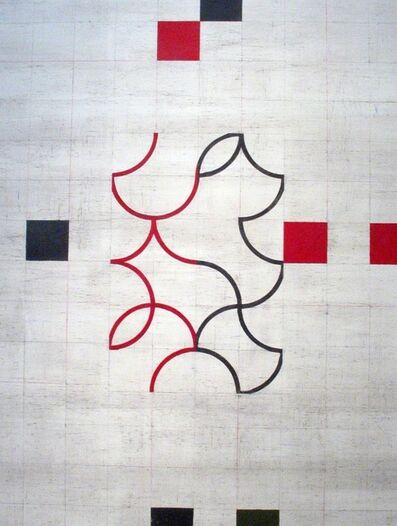 Francisco Castro Leñero, '$18,000 - Notebook of Color - Black and Red Central', 2011