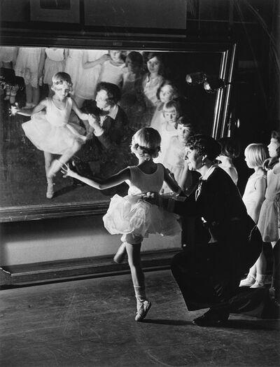 Alfred Eisenstaedt, 'First Lesson at the Truempy Ballet School, Berlin.', 1994