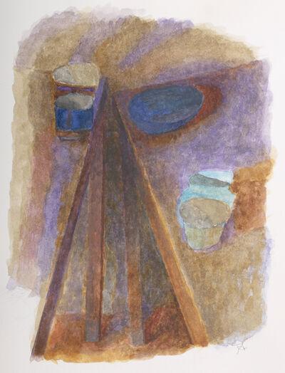 Joseph Ablow, 'Tables Askew'