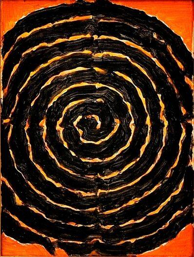 S. H. Raza, 'Naga', 1991