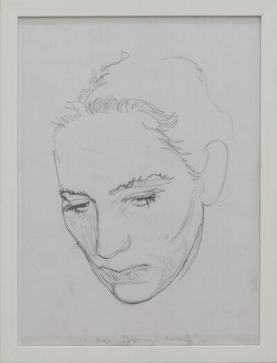 Franz Graf, 'Untilted (Porträt)', 2003