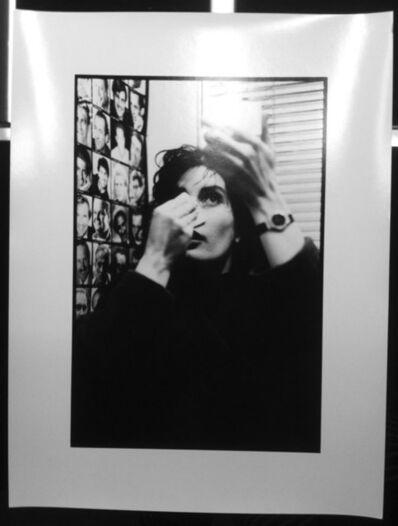 Stanley Greene, 'Eyes of Meredith, Paris', 1988