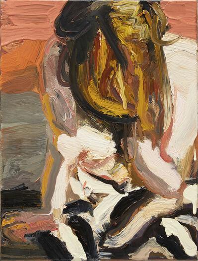 Robert Malherbe, 'Figure Looking Down', 2016