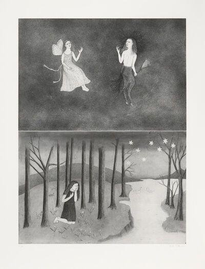 Kiki Smith, 'Trinity Heaven and Earth', 2000